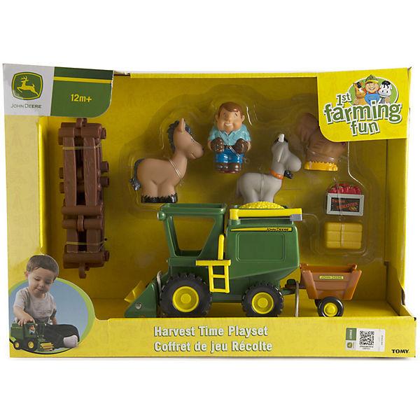 Моя первая ферма - набор уборка урожая, TOMY