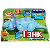 """Интерактивная игрушка """"Тэнк"""", Поезд Динозавров"""