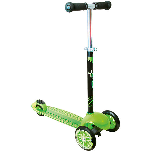 Kidsscooter Up Muuwmi grün