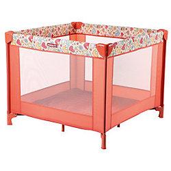 Игровой манеж Amalfy HB-8090, Happy Baby, coral