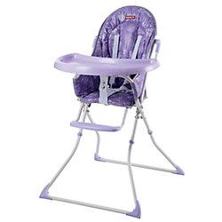 """Стульчик для кормления НB-8003 """" Amalfy"""", Happy Baby, violet"""