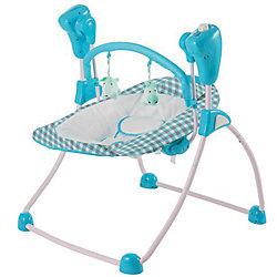 Кресло-качели GB-001 Amalfy, Happy Baby, Aqua