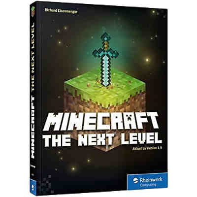Lösungsbuch Minecraft - The next level