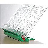 Подставка-трафарет для книг ПДК.01, Дэми, зеленый