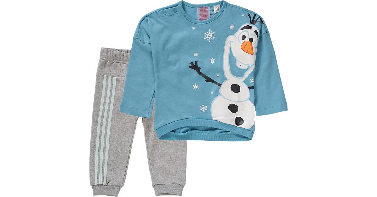 Baby Jogginganzug Olaf Disney Frozen Gr. 74 Mädchen Baby