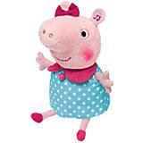 """Мягкая игрушка """"Пеппа"""",30 см, движение, свет и звук, Свинка Пеппа"""