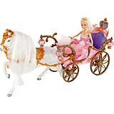 Карета с лошадью и принцессой, Shantou Gepai