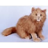 Кошка рыжая, 27 см
