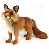 Рыжая лисица, 40см