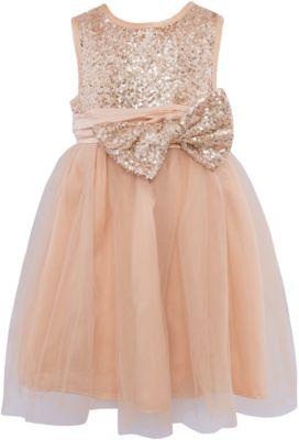 Нарядное платье Sweet Berry - золотой