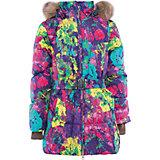 Куртка   для девочки Huppa