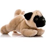 Мягкая игрушка Мопс, 28 см, AURORA