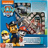 Настольная игра с кубиком и фишками (компактная), Щенячий Патруль, Spin Master