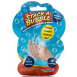 Застывающие Пузыри мини, Stack-A-Bubble