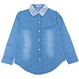 Рубашка для девочки Luminoso