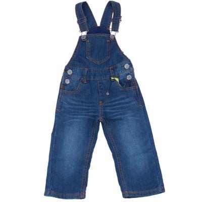 Комбинезон джинсовый для мальчика Sweet Berry - синий