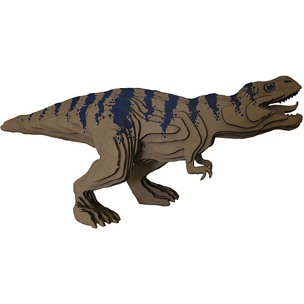 3D-Пазл «Тираннозавр» большой, PandaPuzzle