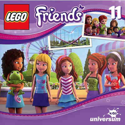 CD LEGO Friends 11