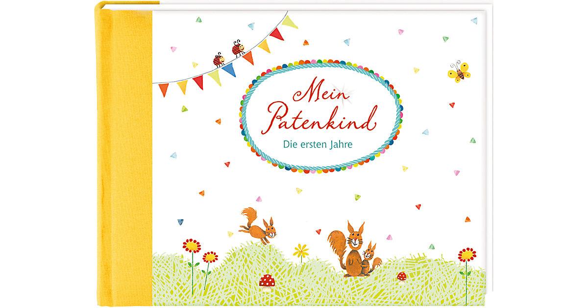 Buch - Mein Patenkind, Eintragalbum