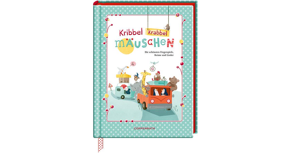 Buch - Kribbel krabbel Mäuschen