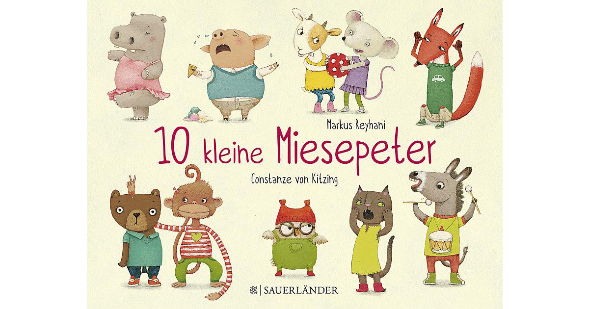 Buch - 10 kleine Miesepeter