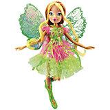 "Кукла ""Баттерфликс-2. Двойные крылья"" Flora, Winx Club"