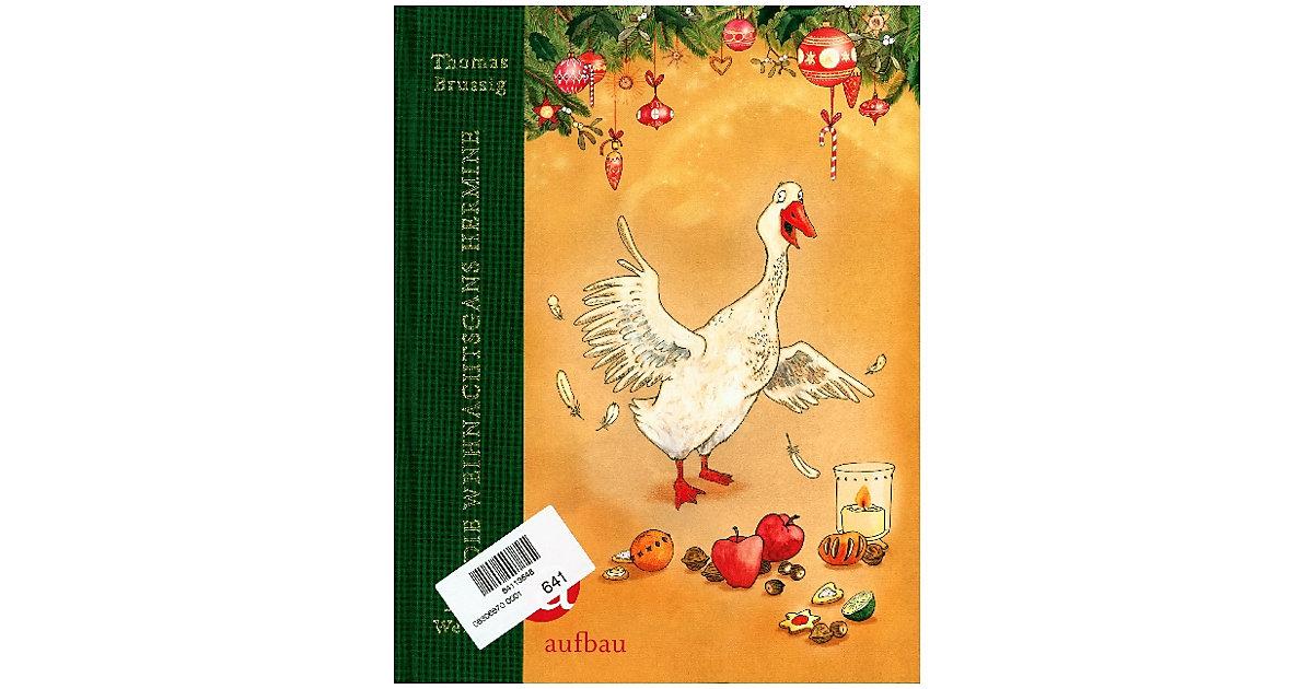 Buch - Die Weihnachtsgans Hermine