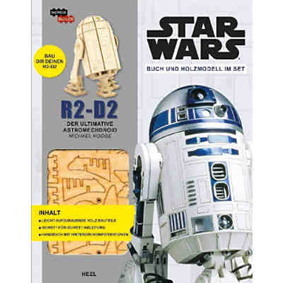 Incredibuilds: R2-D2, Set