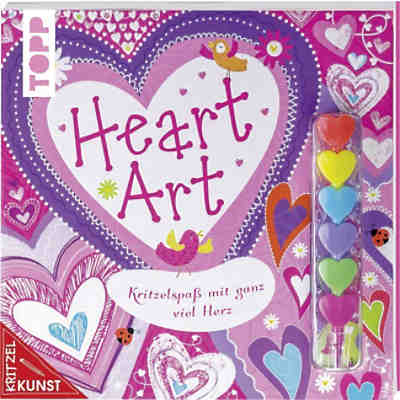 KritzelKunst: Heart Art