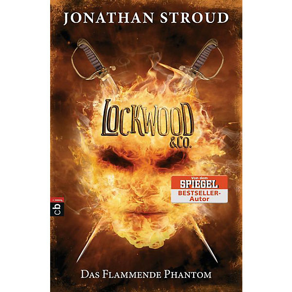 Lockwood & Co.: Das Flammende Phantom