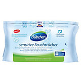Влажные салфетки для чувствительной кожи, BUBCHEN, 72 шт.