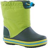 Резиновые сапоги Kids' Crocband LodgePoint Boot Crocs