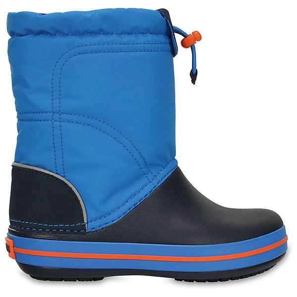Сноубутсы Kids' Crocband Lodge Point Boot Crocs