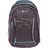 Рюкзак спортивный, коричневый