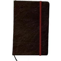 Ежедневник недатированный, коричневый