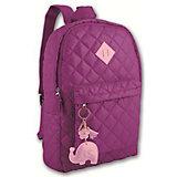 Рюкзак молодежный, фиолетовый
