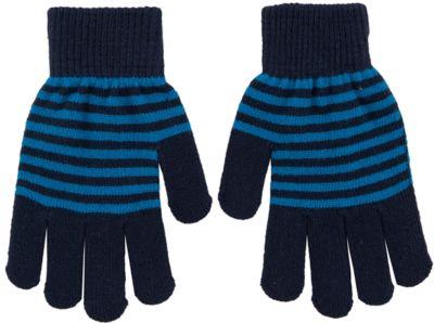 Перчатки для мальчика SELA - синий