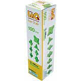 Конструктор 100 Lime, 100 деталей, LaQ