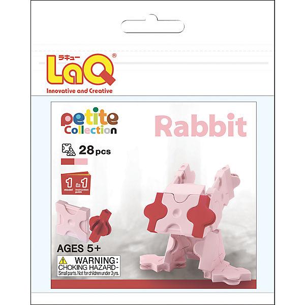 Конструктор Rabbit, 28 деталей, LaQ