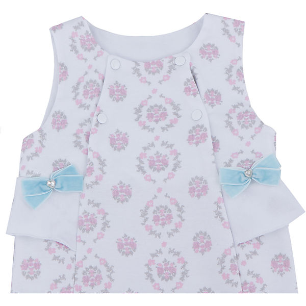 Комплект: ползунки и кофта  для девочки Soni kids