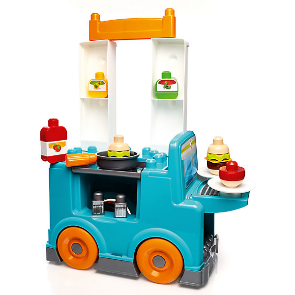 """Игровой набор """"Продуктовый фургон"""", MEGA BLOKS"""