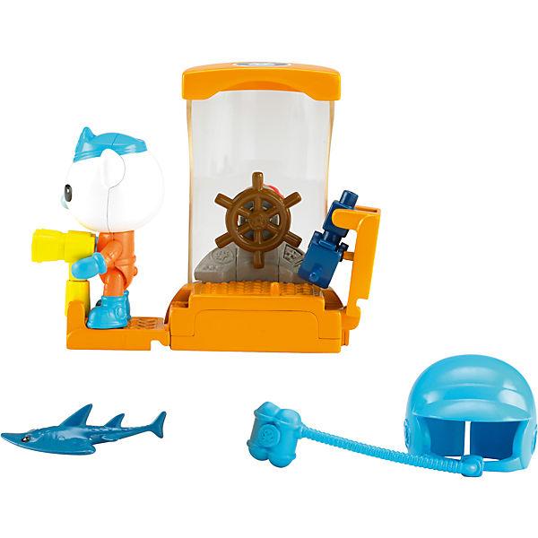 Набор фигурок с транспортом, Октонавты, Fisher Price