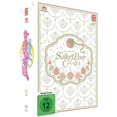 DVD Sailor Moon Crystal - Vol.3