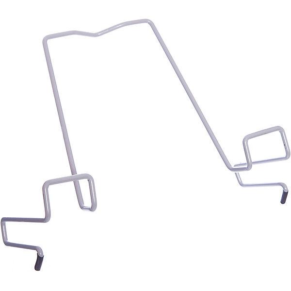 Подставка для книг металлическая ПДК.02, Дэми, серый