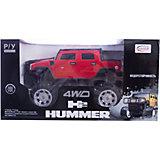 "Машина ""hummer h2 sut"", 1:14, Р/У, со светом, RASTAR"