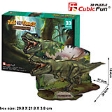 """Пазл 3D """"Эра Динозавров Тираннозавр"""", CubicFun"""