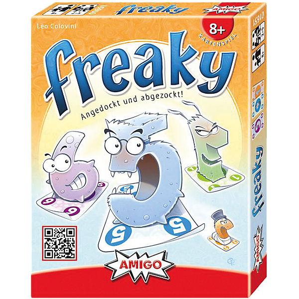 freaky amigo