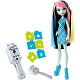"""Игровой набор """"Стильная прическа Фрэнки"""", Monster High"""