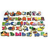 Развивающая игрушка: алфавит  русский «Животный мир», Мастер игрушек
