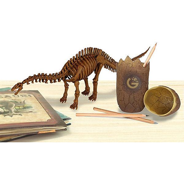 """Яйца динозавра Юрский период """"Апатозавр"""""""